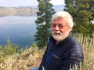 Franz Camenzind writes from Jackson Hole