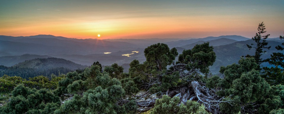Views from Cascade-Siskiyou National Monument -- Pilot Rock, Courtesy of BLM photographer Bob Wick
