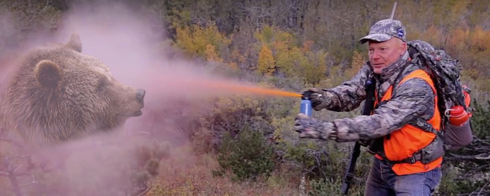 Bear spray has been a reliable game-changing invention in keeping grizzlies and people alive.