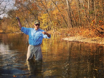 Trout Unlimited's Chris Wood