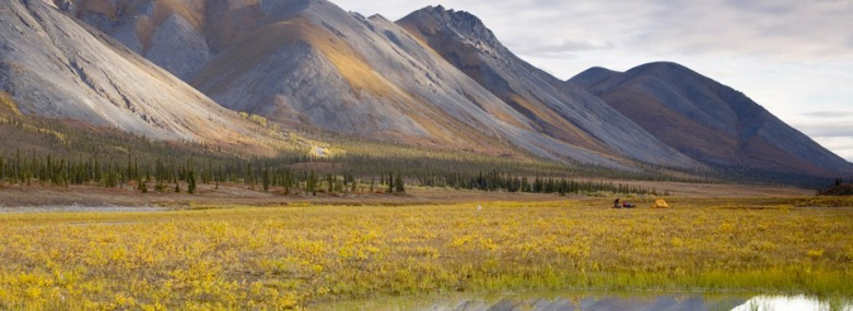 The Arctic National Wildlife Refuge, Alaska, photo courtesy U.S. Fish and Wildlife Service