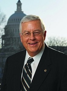 U.S. Sen. Mike Enzi of Wyoming