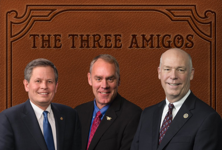 Montana S Three Amigos Are Stars In Trump S Radical Anti