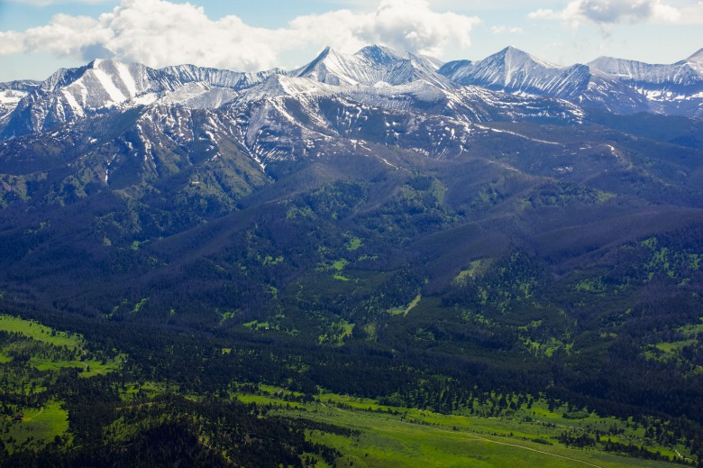 Wilderness has long been proposed for the Crazy Mountains northeast of Bozeman but inexplicably the U.S. Forest Service has unilatterally decided to take wilderness off the table here and in other places. It has left many to wonder who is calling the shots and on what basis. The Crazies are not only stunning and wild but they provide important habitat for mountain species facing climate change.