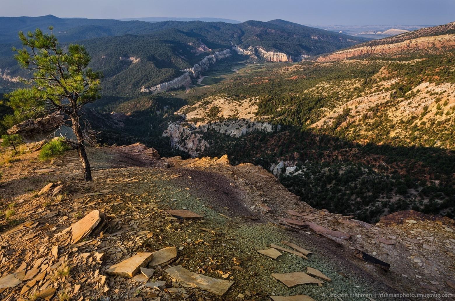 Chaka River Canyon Wilderness, New Mexico. Photo by Jackson Frishman
