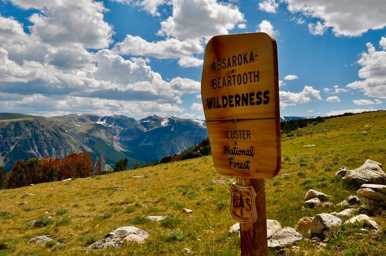 Photo courtesy The Absaroka-Beartooth Wilderness  Foundation