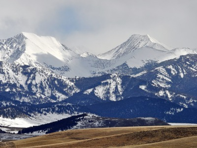 Montana's Crazy Mountains