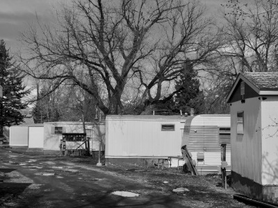 Trailer park in Bozeman soon to be razed