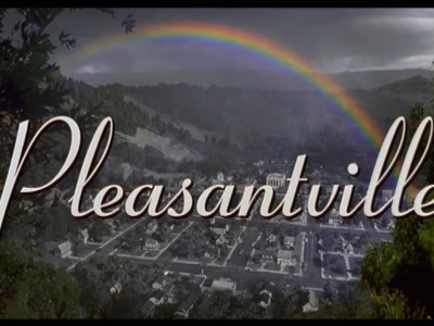 Screenshot taken from 'Pleasantville' movie trailer (New Line Cinema)