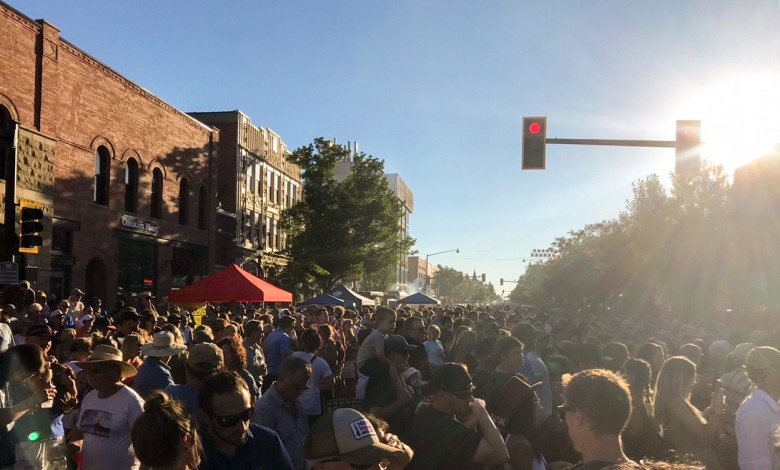 In Bozeman, Montana, community converges at Music on Main but when it comes to mental health therapy, many feel alone, isolated and unable to afford it. Photo courtesy Timothy Tate
