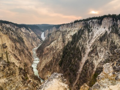 Greater Yellowstone, rugged but fragile