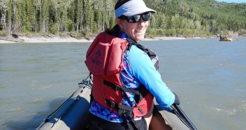 Jodi Hilty, who heads Yellowstone to Yukon Conservation Initiative, will talk about the importance maintaining Greater Yellowstone's connection to other ecosystems.
