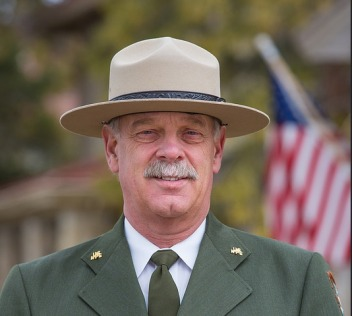 The conference represents Dan Wenk's last major appearance after 43 years with National Park Service