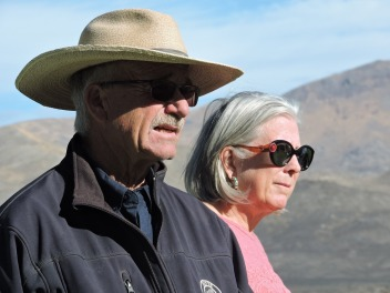 Ranchers Steve and Robin Boies. Photo by