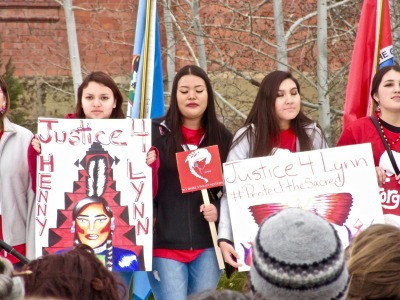 Remembering missing indigenous women