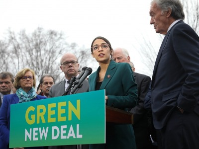 Can a Green New Deal fly?