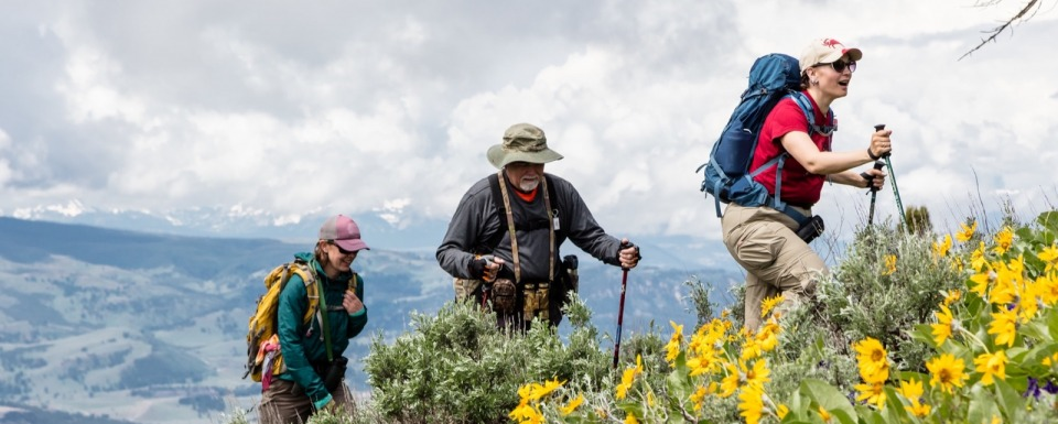 Hiking is part of Montana's soaring recreation economy
