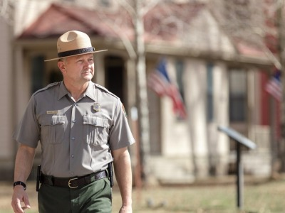 Yellowstone Superintendent Cam Sholly
