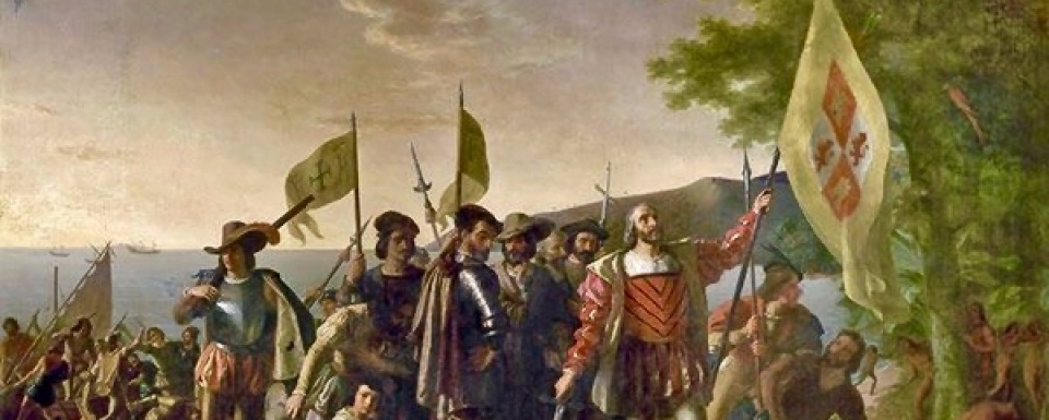 Columbus leads an immigrant invasion