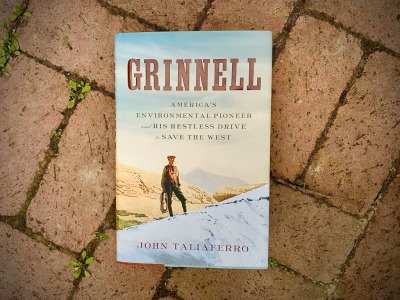 Taliaferro's great new book on Grinnell