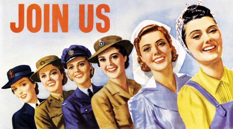 Historians say World War II could not have been won without an ethic of social collective action, sacrifice and fearless civic involvement on the U.S. homefront. That movement was galvanized by women.  Crawford says it's time to reconjure the spirt of the Greatest Generation.
