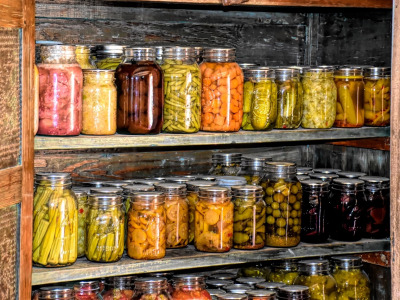 Pantry: the original place for farm to table