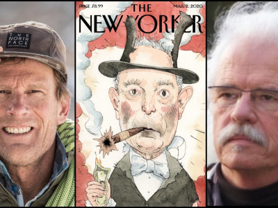 Bozeman's Anker and Tate in latest New Yorker
