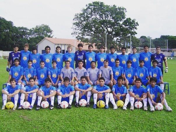 Order to advance his skill level, with the hope of vying for a D-1 roster, Prugh knew he needed to up his game by constantly being challenged.  He decided to leave the US and enroll at Tahuichi Academy in Bolivia. Can you find him in the photo?