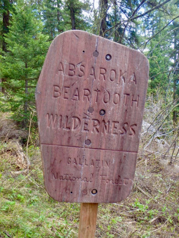 If left to the Forest Service would the much beloved Absaroka-Beartooth Wilderness even exist today?