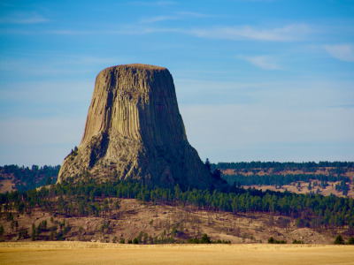 Bear Lodge a.k.a. Devils Tower