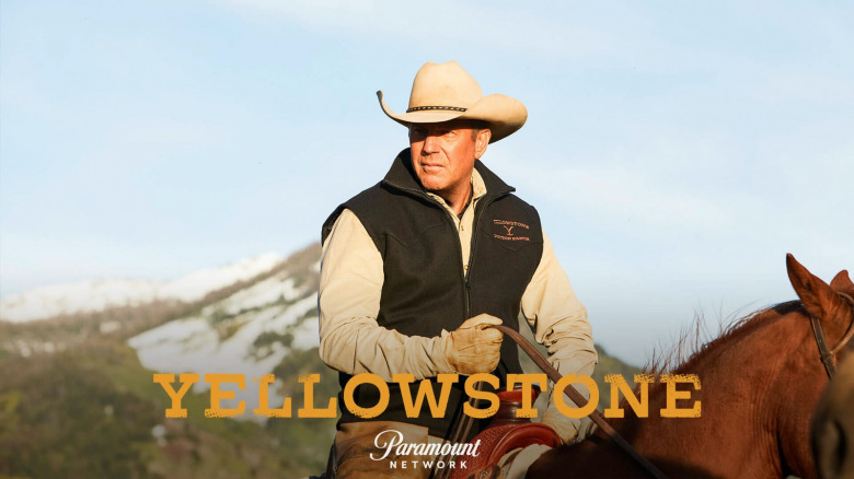 "The TV modern Western melodrama ""Yellowstone"" starring Kevin Costner is set in Paradise Valley, Montana.  Two of the real-life menaces written into the storyline involving the fictional Dutton Ranch: brucellosis and greedy land developers. Photo courtesy Paramount"