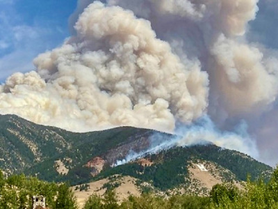 The stand-altering Bridger Foothills Fire