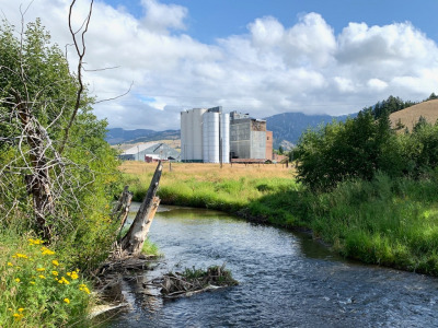 The East Gallatin near Story Mill in Bozeman