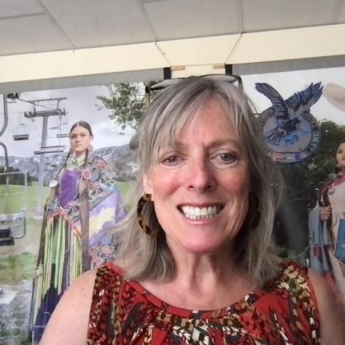 MaryBeth Morand, co-executive director of Mountain Time Arts